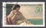 Sellos del Mundo : Europa : Alemania :  881 - Centº de la muerte del pintor Anselm Feuerbach
