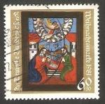 Sellos del Mundo : Europa : Alemania :  945 - Navidad