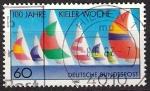 sello : Europa : Alemania : 964 - Centº de la semana de Kiel