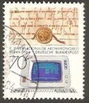Stamps Germany -  1053 - X Congreso internacional de