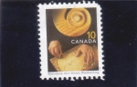 Stamps : America : Canada :  EBANISTERIA