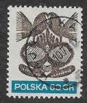 Stamps : Europe : Poland :  1824 - Arte Popular