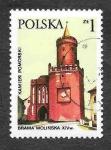 Stamps : Europe : Poland :  2242 - Kamień Pomorski