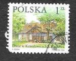 Sellos del Mundo : Europa : Polonia : 3464 - Dwor w. Krzeslawicach