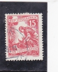Stamps Yugoslavia -  RECOLECTOR