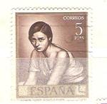 Sellos de Europa - España -  Julio Romero de Torres E1665 RESERVADO