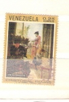 Sellos del Mundo : America : Venezuela : IV cent Caracas