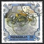 Sellos del Mundo : Asia : Mongolia : Benz, Germany, 1885