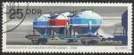 sello : Europa : Alemania : 1542 - Vagón cisterna