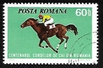 Stamps : Europe : Romania :  Equitacion