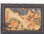 Stamps : Europe : Russia :  PINTURA-BATALLA