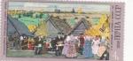 Stamps : Europe : Russia :  PINTURA-FIESTA POPULAR
