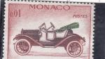 Stamps : Europe : Monaco :  COCHES DE EPOCA