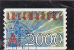 Stamps : Europe : Luxembourg :  NUEVO AÑO 2000