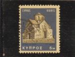 Sellos del Mundo : Asia : Chipre :  ST JAMES EN CHIPRE