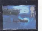 Sellos del Mundo : Europa : Reino_Unido :   Roy Chadwick y Avro Lancaster MkI