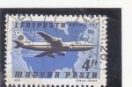 de Europa - Hungría -  AVIÓN BOEING-747