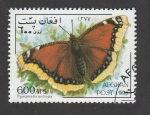 Stamps Asia - Afghanistan -  Nymphalis antiopa