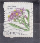 Stamps : Europe : Ireland :  FLORES-