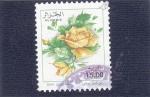 Stamps : Africa : Algeria :  FLORES- ROSA