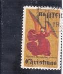 Stamps : America : United_States :  NAVIDAD-