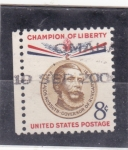 Stamps : America : United_States :  MEDALLA