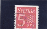 Stamps : Europe : Sweden :  CIFRA