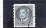 Stamps Europe - Sweden -  Carlos XVI Gustavo