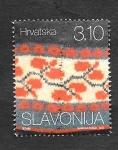 Stamps Croatia -  925 - Patrimonio Etnográfico Croata