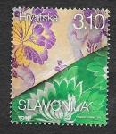 Stamps : Europe : Croatia :  1077 - Detalles de Trajes Folclóricos Tradicionales