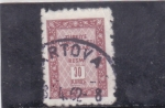 Stamps : Asia : Turkey :  CIFRA