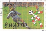 Stamps Guyana -  MUNDIAL