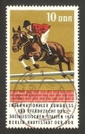 Stamps Europe - Germany -  1651 - Campeonato internacional de salto a caballo