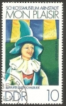 de Europa - Alemania -  1658 - Museo del castillo Mon Plaisir