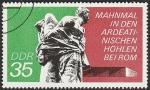 de Europa - Alemania -  1663 - Monumento a resistencia, de la Alemania nazi
