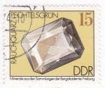 de Europa - Alemania -  1688 - Mineral cuarzo de Pechtelsgrun