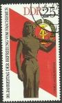 de Europa - Alemania -  1721 - 30 Anivº de la liberación