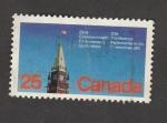 Stamps Canada -  23 Conferencia Palamentaria de la Commonwealth