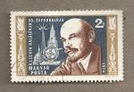 Stamps Hungary -  50 Aniv. muerte de Lenín