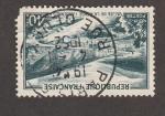 Stamps France -  Valle de la Meuse