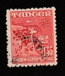 Stamps Morocco -  Tanger