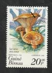 Stamps : Africa : Guinea_Bissau :  347 - Champiñón, Lactarius deliciosus