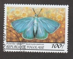 Stamps Togo -  Quercusia quercus