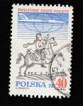 Stamps Poland -  Dia del sello