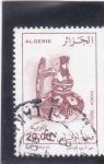 Sellos del Mundo : Africa : Argelia : VASIJA