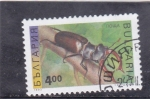 Stamps Bulgaria -  INSECTO