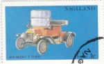 Stamps : Asia : Nagaland :  COCHES DE EPOCA T FORD