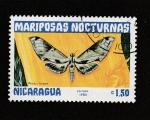 Sellos de America - Nicaragua -  Pholus licaon