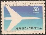 Sellos de America - Argentina -  50° Aniversario de FMA