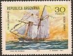 Sellos de America - Argentina -  Día de la Armada